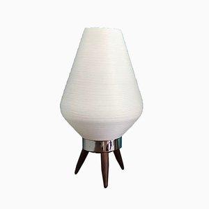 Dänische Tischlampe, 1950er