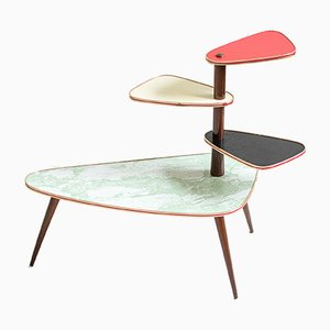 Mid-Century Tiered Plant Stand, 1960s