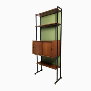 Modulares Vintage Bücherregal, 1960er