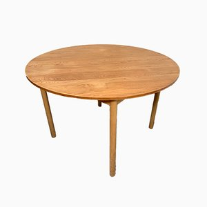 Vintage Elm Dining Table from Ercol, 1960s