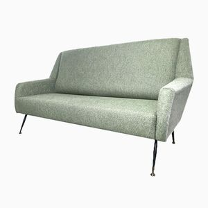 Mid-Century Italian Sofa by Gigi Radice
