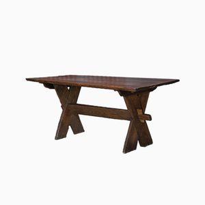Antique English Tavern Table