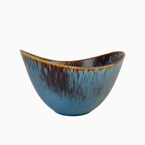 Grand Bol en Céramique par Rörstrand Gunnar pour Nylund, Suède, 1950s