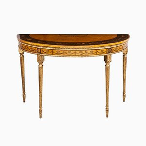 Console Style Adams Antique, Angleterre