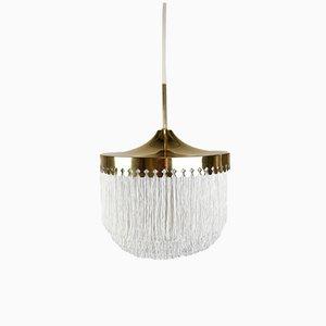 Lampada da soffitto T601 Mid-Century di Hans-Agne Jakobsson per AB Markaryd