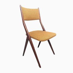 Mid-Century Esszimmerstühle aus Teak, 6er Set
