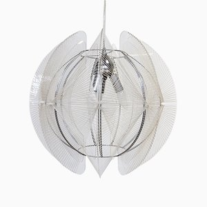 Lámpara colgante de Paul Secon para Sompex, años 60