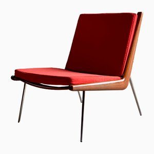 Mid-Century Boomerang Chair by Peter Hvidt & Orla Mølgaard-Nielsen for France & Daverkosen