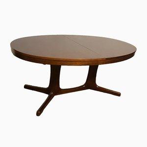 Tavolo in palissandro, anni '60