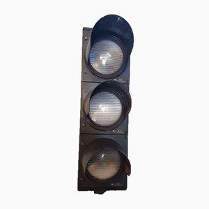 Verkehrsampel als Wandlampe, 2000er