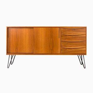 Walnut Sideboard, 1950s