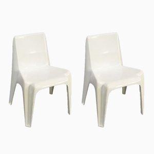 BA1171 Chairs by Helmut Bätzner for Bofinger Furniture, 1960s, Set of 2