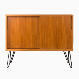 Walnut Commode, 1950s