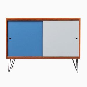 Small Vintage Teak Sideboard