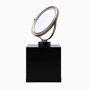 Specchio Narcisso inclinabile di Sergio Mazza per Artemide, 1966