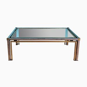 Italian Coffee Table by Romeo Rega, 1970s