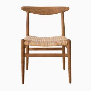 W2 Stuhl von Hans Wegner für C.M. Madsen, 1960er