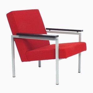 Silla modelo 30 roja de Gijs van der Sluis, años 60
