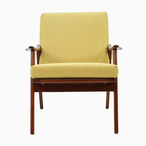 Danish Teak Armchair, 1960s
