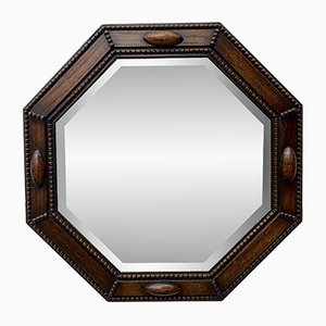 Octagonal Art Deco Mirror