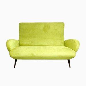 Italienisches 2-Sitzer Sofa, 1940er