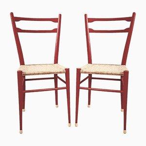 Chaises Vintage de TopForm, 1960s, Set de 2