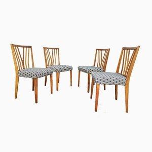 Poly-Z Stühle von A.A. Patijn für Zijlstra Joure, 1950er, 4er Set