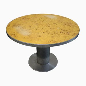 Table Basse Vintage par Willy Rizzo