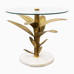 Brass Plant Table, 1970s