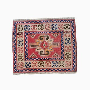 Small Vintage Kazakh Rug, 1970s