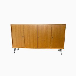 Teak Highboard from WK Möbel, 1960s