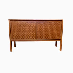 Teak Veneered Sideboard from BUB Wertmöbel, 1960s