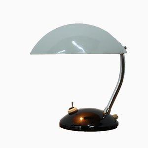 Lámpara de mesa pequeña de Drukov, años 70