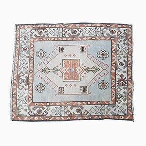 Turkish Square Carpet, 1970s