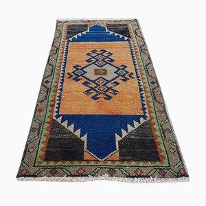 Handgemachter Vintage Area Teppich