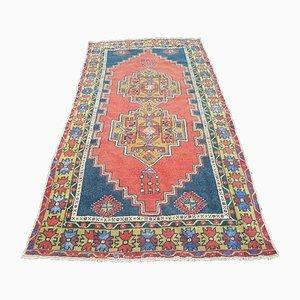 Vintage Anatolian Oushak Carpet, 1970s