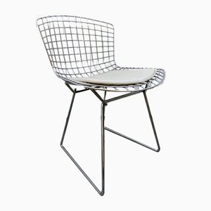 Vintage Wire Chair von Harry Bertoia für Knoll Inc.
