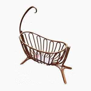Model 12802 Crib by Michael Thonet for Thonet, 1900s