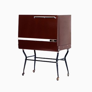 Mid-Century Bar Cart by Ignis for SI-RI, 1960s