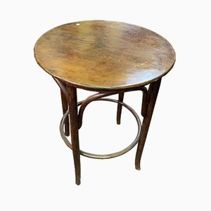 Tavolo antico di Michael Thonet per Gebrüder Thonet Vienna GmbH