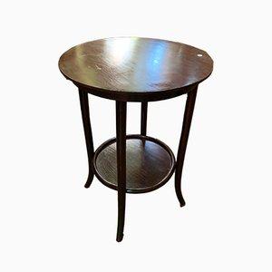 Antiker Bistro Tisch von Michael Thonet für Gebrüder Thonet Vienna GmbH