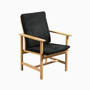 Armlehnstuhl von Børge Mogensen für Fredericia, 1960er