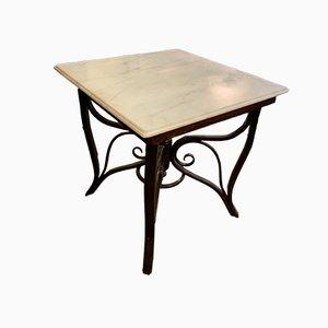 Tavolo antico da ristorante di Thonet