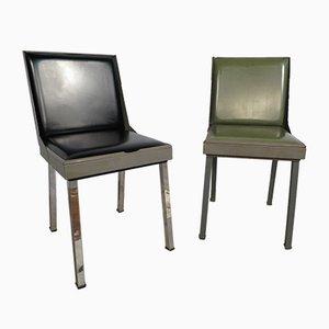 Industrielle Vintage Stühle, 2er Set