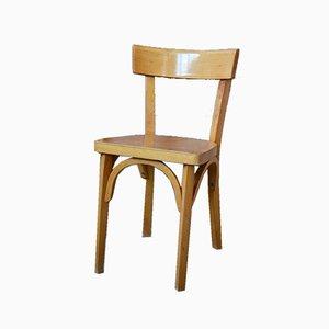 Kleiner Bistro-Stuhl von Baumann, 1950er