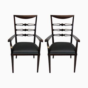 Vintage Armchairs by Paolo Buffa, 1940s, Set of 2