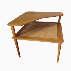 Vintage Model Minerva Side Table by Peter Hvidt & Orla Mølgaard-Nielsen for France & Søn, 1950s