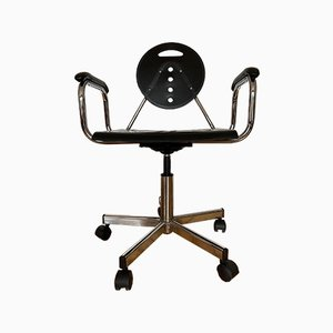 Vintage Desk Chair by C. Bimbi & N. Gioacchini for Segis