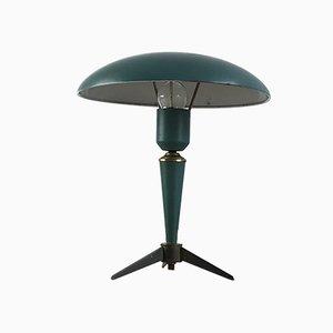Moderne Mid-Century Bijou Schreibtischlampe von Louis Kalff für Philips, 1950er