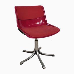 Modus Office Chair by Osvaldo Borsani for Tecno, 1970s